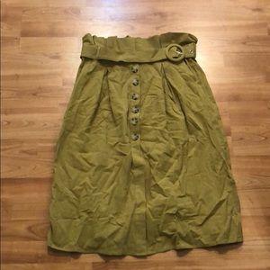 Seven Wonders Skirts - Isla Paperbag Skirt